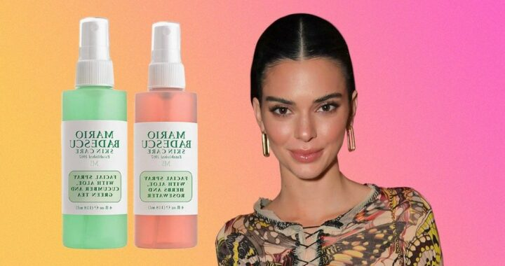 Kendall Jenner's Mario Badescu Facial Spray Is 30% Off for Prime Day