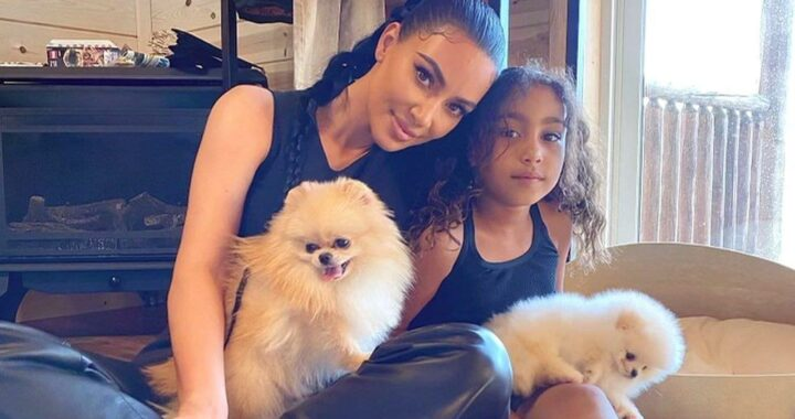 Kim Kardashian Teases About Making Special Gift for North West on Her 8th Birthday