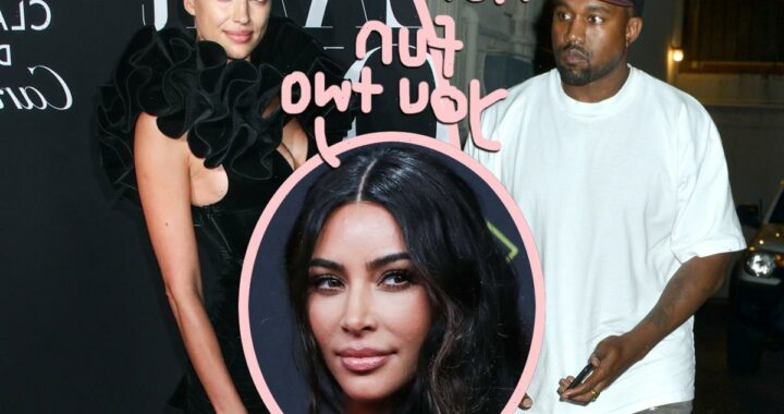 Kim Kardashian Thinks Irina Shayk Is A 'Great Fit' For Kayne West As The New Couple Enjoys 'Lovey-Dovey Phase'