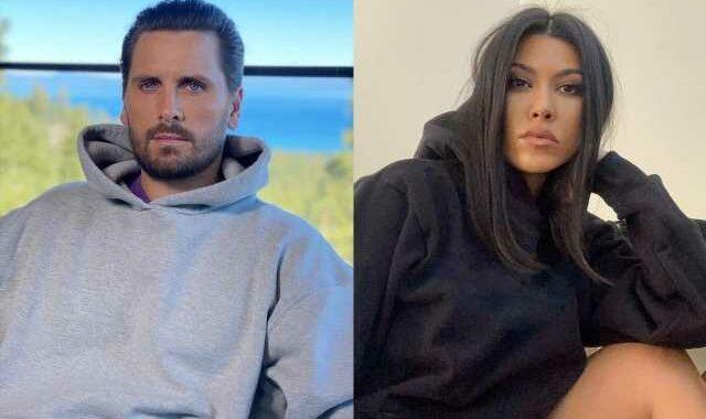 Kourtney Kardashian Insists She's Not 'Hooking Up' With Scott Disick: 'We're Great Friends'