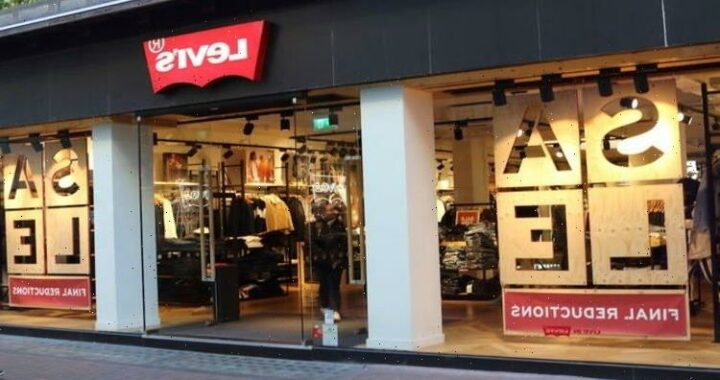 Levi's slashes 50 percent off clothing, jeans and more in sale