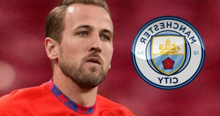 Man City launch £100m Harry Kane transfer bid and open to including Sterling, Jesus or Laporte in swap deal