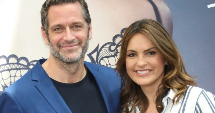 Mariska Hargitay Shared a Sweet Tribute to Husband Peter Hermann on Father's Day, Fans React