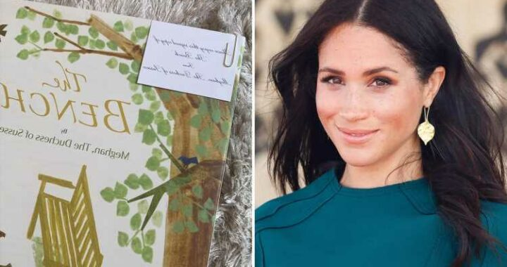 Meghan Markle showcases stunning calligraphy skills in touching surprise Father's Day gift