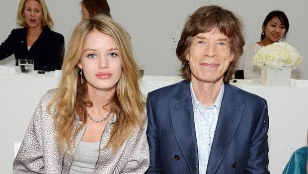 Mick Jagger's Son Lucas, 22, Seen In Rare Photos With Big Sister Georgia May As He Visits Her In L.A.