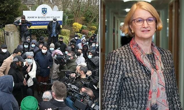 Ofsted chief: 'Self-appointed moral guardians policing teachers' views