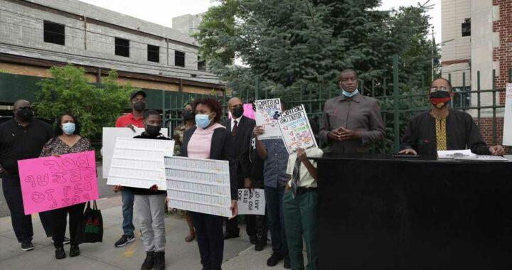 Parents rip into DOE, say NYC has failed black students