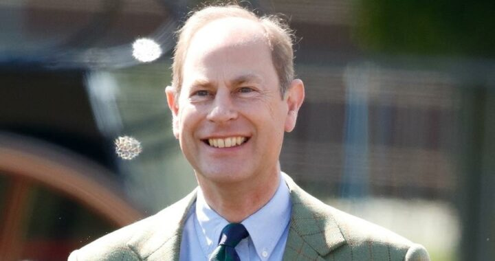 Prince Edward calls royal family tension 'very sad,' wishes Prince Harry and Meghan Markle 'the very best'
