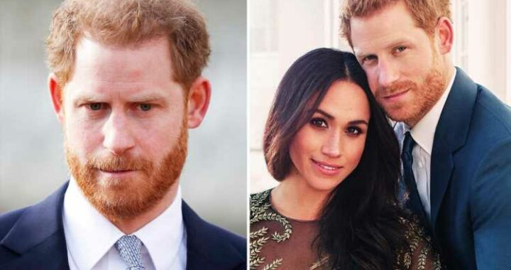 Prince Harry revealed he 'aches to be someone else' 4 years ago BEFORE Megxit & months before getting engaged to Meghan