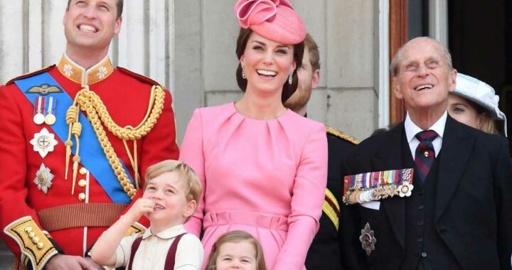 Prince William, Kate Middleton honor late Prince Philip on his 100th birthday