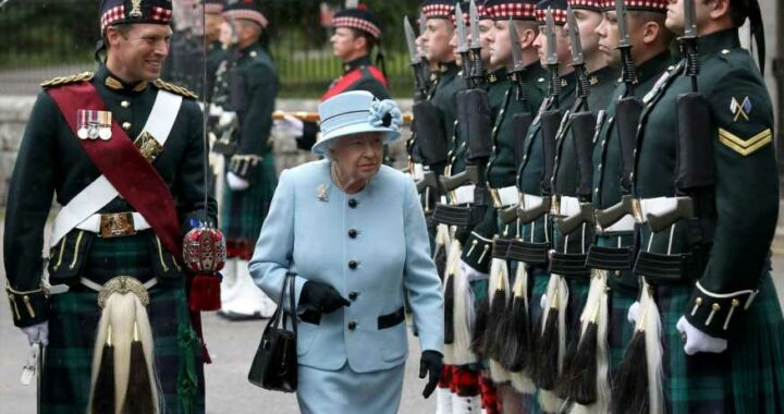 Queen to visit Scotland as Prince William and Harry to stand shoulder-to-shoulder for Princess Diana memorial service