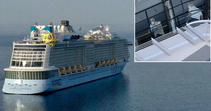 Royal Caribbean delays cruise after eight crew members test positive
