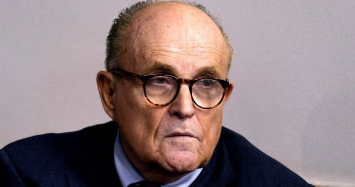 Rudy Giuliani Has Law License Suspended in New York