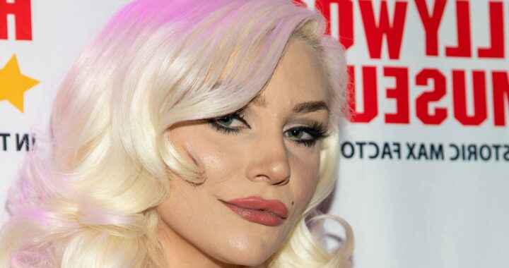 The Surprising Person Courtney Stodden Says They Would Do An Interview With