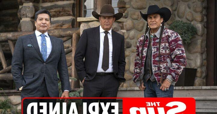 What happened in Yellowstone season 3?