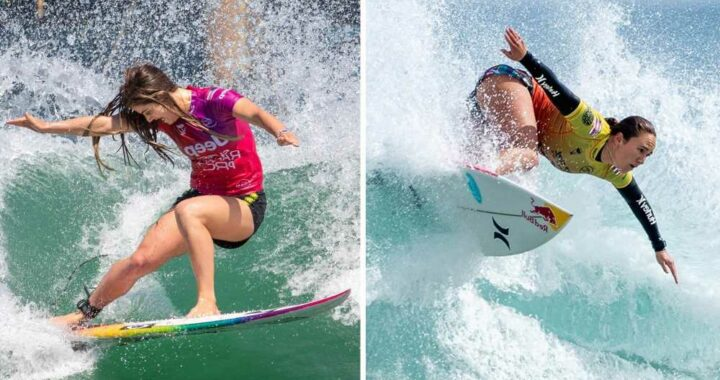 Why surfing is the sport of fearless women, starlets and royalty