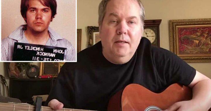 Would-be Reagan killer John Hinckley rebrands himself as singer-songwriter