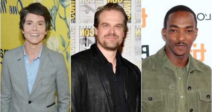 Anthony Mackie, David Harbour, Tig Notaro to Star in Family Adventure 'We Have a Ghost' at Netflix