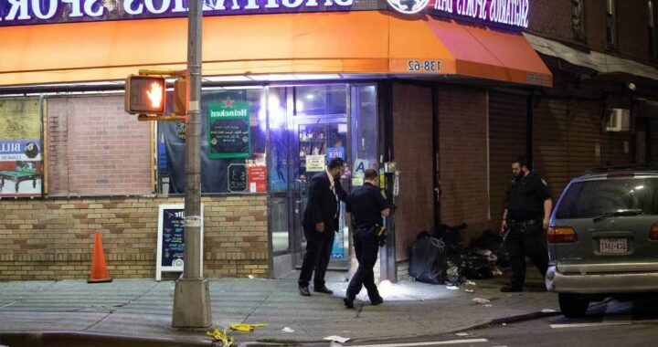 At least 8 hurt in 5 separate NYC shootings overnight: cops