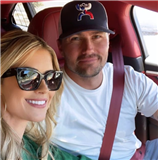 """Christina Haack Ignores Blowup with Ex, Says New Boyfriend is Her """"Ride or Die"""""""
