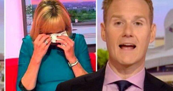 Dan Walker will 'miss' Louise Minchin as he begins new role away from BBC Breakfast