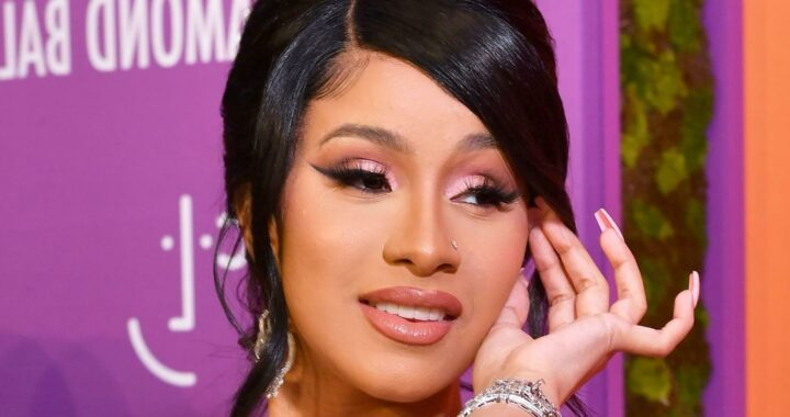 Did Cardi B's Manicure Just Hint at the Sex of Baby No. 2?