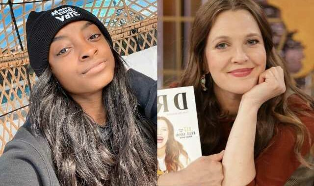 Drew Barrymore Receives Fan Supports After Getting Personal in Tribute to Simone Biles