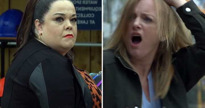 Emmerdale spoilers: Mandy Dingle attacks love rival Nicola King at Angel's birthday party