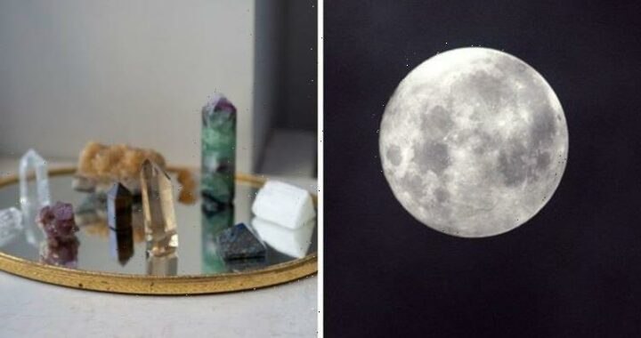 Full Moon rituals: The 4 rituals to complete this weekend