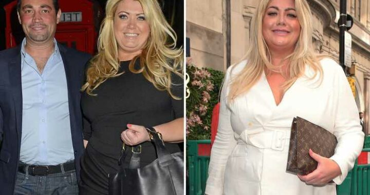 Gemma Collins confirms she's back with ex-fiance Rami and says 'I could be pregnant' after 'summer of love'