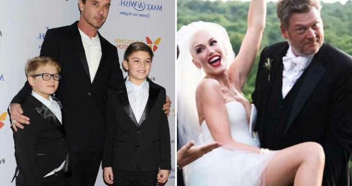 Gwen Stefani's ex Gavin Rossdale 'wants to talk man-to-man' with Blake Shelton after they clash over 'co-parenting' sons