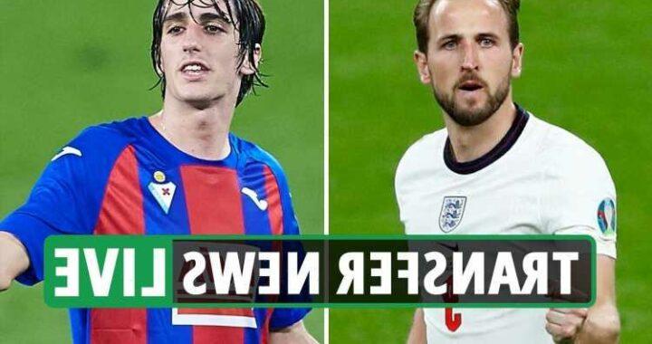 Harry Kane £160m Man City EXCLUSIVE, Spurs to SIGN Gil in Lamela SWAP, Chelsea Haaland bid, – transfer news live updates