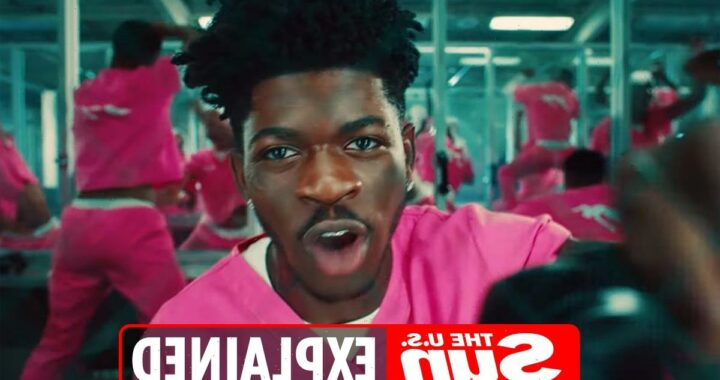 Is Jason Momoa in Lil Nas X's music video for Industry Baby?