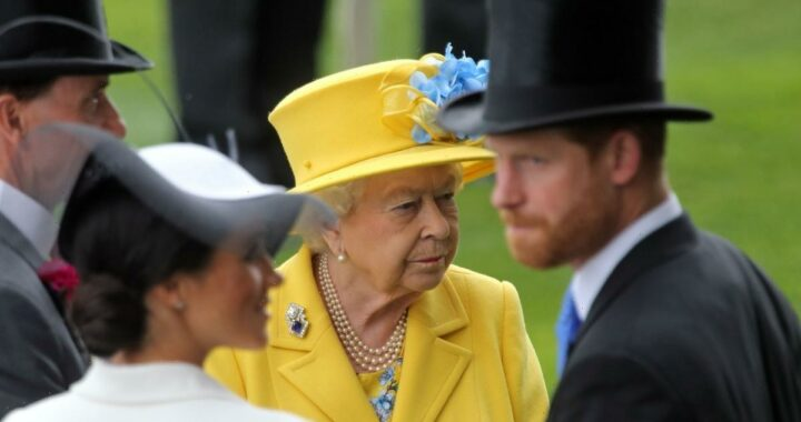 Its so rude of Prince Harry to invite the Queen to his daughters christening!