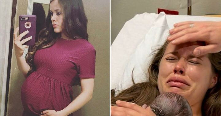 Jessa Duggar accused of 'deleting' Instagram comments revealing newborn daughter's name to keep YouTube views up