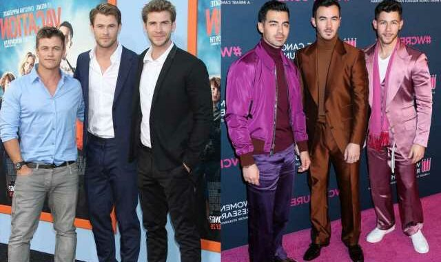 Joe Jonas Playfully Refers to Memoirs Title as Potential Match Against Hemsworth Brothers