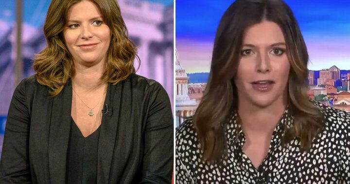 Kasie Hunt news: Journalist announces she's leaving NBC News and MSNBC as she teases her next move