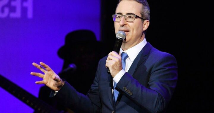 Late-night host John Oliver says US should pay black Americans reparations and 'make it right by paying what you owe'