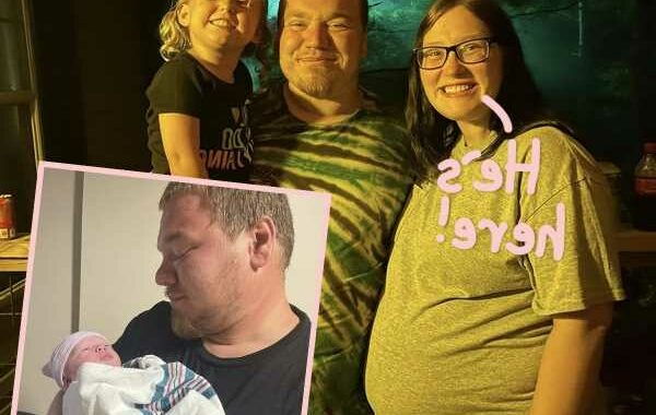 Mama June's Daughter Lauryn 'Pumpkin' Shannon Gives Birth To Adorable Baby Boy! LOOK!