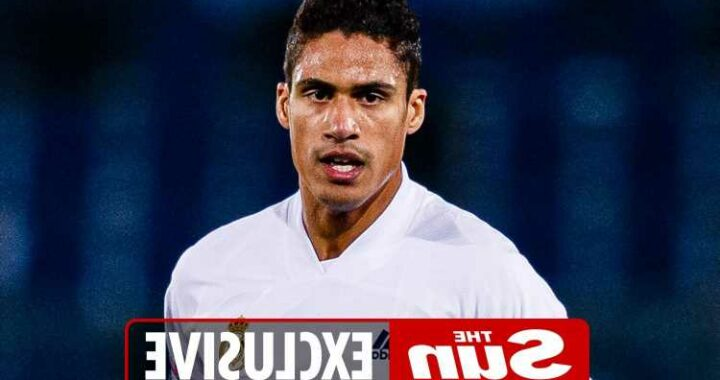 Man Utd close in on Raphael Varane AND Kieran Trippier transfers in £68m double deal to bolster defence