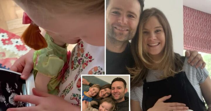 McFly star Harry Judd and wife Izzy reveal gender of their third child in cute family video