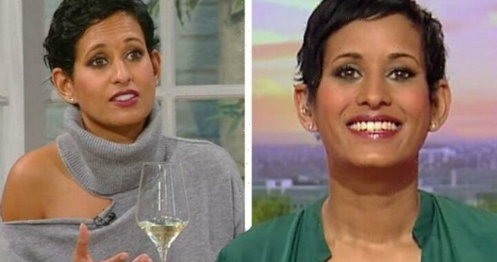 Naga Munchetty hailed an inspiration as calls for change are answered: Step forward