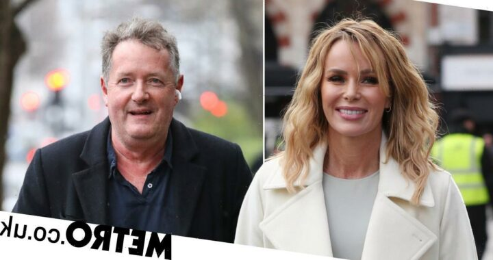Piers Morgan feared he'd given Covid to Simon Cowell and Amanda Holden