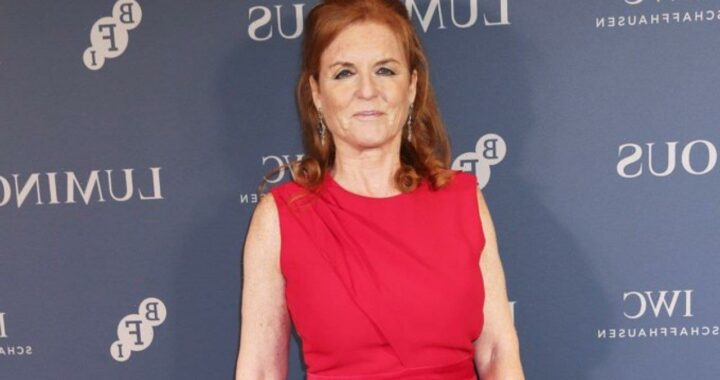 Sarah Ferguson Suffered From 'Self-Shame' as She's Traumatized by Relentless Media Bullying