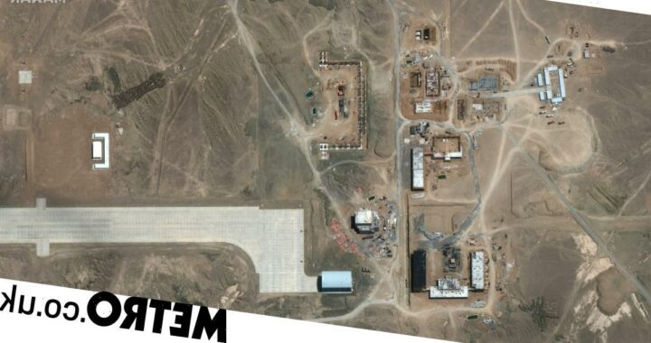 Satellite photos show the 'Chinese Area 51' is getting bigger