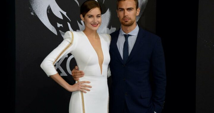 Shailene Woodley and Theo James Were 'Relieved' When They Saw 'Divergent'