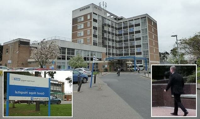 Staffordshire doctor, 36, who forged signatures is spared prison