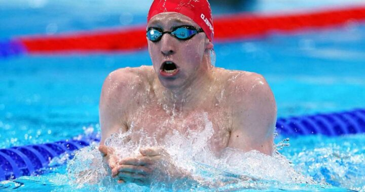 Tokyo 2020: Heartbreak for Team GB's Max Litchfield who finishes one place outside medals for second Olympics in a row