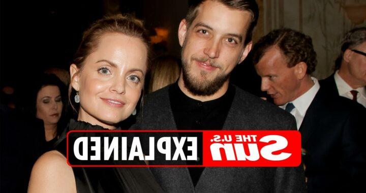 Who is Mena Suvari's husband Mike Hope?