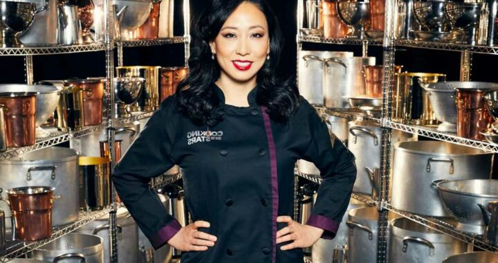 Who is chef Judy Joo from Cooking With The Stars?